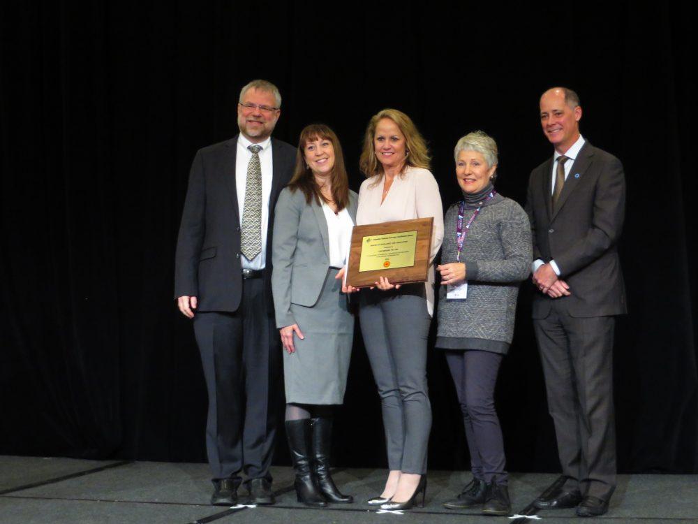 2016 Lori Berard Award